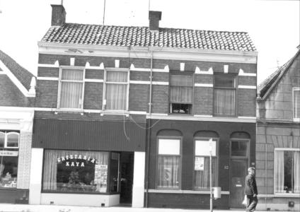 2358 FD000513 Assendorperstraat met cafetaria Kaya., 1977-00-00