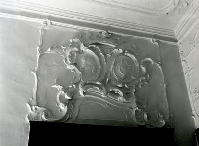 5269 FD001320 Stucwerk in het voormalige woonhuis van de dichter Rhijnvis Feith (1753-1824) in de Bloemendalstraat in ...