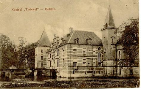 1610 PBKR5540 Delden, kasteel Twickel, 1910-1915., 1910-00-00