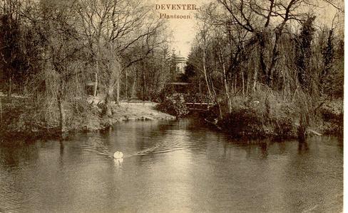 1612 PBKR5542 Deventer, park Het Plantsoen, 1905-1910, 1905-00-00