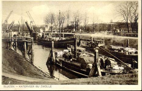 3063 PBKR5203 Scheepstype: Beurtschepen .Vertrek vanuit Zwolle, geladen met diverse stukgoederen, meestal bestemming ...