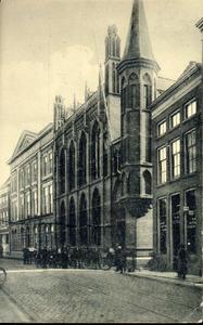 3656 PBKR0733 Het gebouw van het provinciaal bestuur, destijds het Gouvernementsgebouw genoemd. Het oudste gedeelte ...