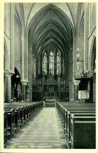3822 PBKR0181 Interieur Dominicanenkerk, ca. 1935-1940., 1935-00-00