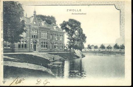 5668 PBKR2239 Menno van Coehoornsingel 16, Flevogebouwl, 1902. Het Flevogebouw werd in 1898 gebouwd als Practische ...