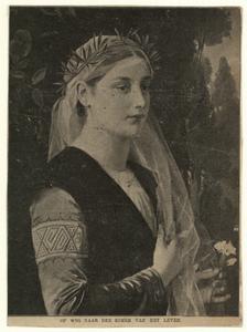67 -TP001022 Afbeelding van een vrouw.
