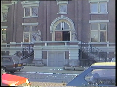 129 BB08553 Een roulatiecassette uitgegeven op 16 maart 1987, van Kabel Omroep Deventer (KOD), later opgegaan in ...