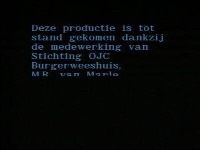 194 BB08619 Een montageband van Kabel Omroep Deventer (KOD), later opgegaan in Deventer Radio Televisie (DRTV), met ...