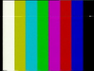 195 BB08620 Een eindmontageband van Kabel Omroep Deventer (KOD), later opgegaan in Deventer Radio Televisie (DRTV), met ...