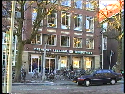 200 BB08626 Een band van Kabel Omroep Deventer (KOD), later opgegaan in Deventer Radio Televisie (DRTV), met 'Levend ...