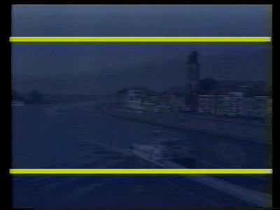 223 BB08696 Uitzendband van Kabelomroep Deventer (KOD) met het StadsTV Weekjournaal van vrijdag 17 april 199200:00 ...