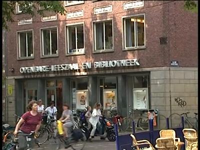 361 BB11362 Ruwe opnameband van Deventer TeleVisie (DTV) - Over internet gebruik in Deventer - 9-11 mei 2000 - Camera: ...