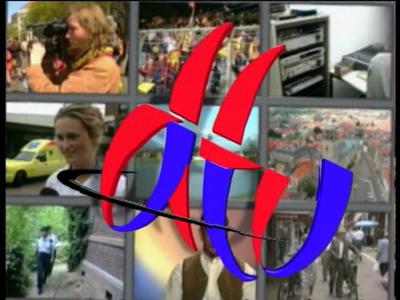 437 BB09479 Montageband van Deventer TeleVisie (DTV) mei 199800:00:00 Diverse DTV bumpers en leaders, gemaakt door ...