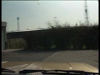 450 BB09495 Een uitzendband uit 1998 van Deventer TeleVisie (DTV)DTV uitzending 28-8-199800:00:00 pauzefilm: auto door ...