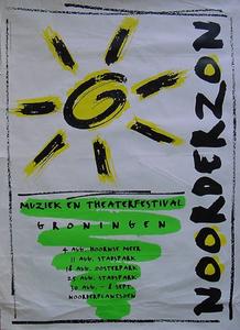 Noorderzon 1991 : affiche