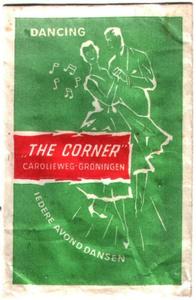 The Corner : suikerzakje