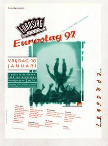 Euroslag 1997 : affiche