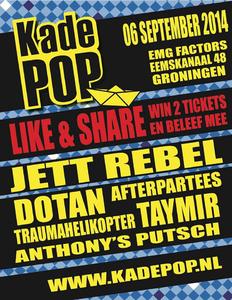 Kadepop 2014 : affiche