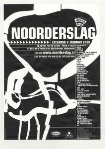 Omschrijving: Affiche Noorderslag 2000<br/> <br/>Dit affiche is opgenomen in de collectie van Poparchief Groningen onder nummer: 2410-22638
