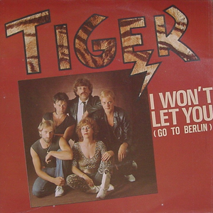 I won't let you (go to Berlin)