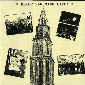 Blief Van Mien Live!
