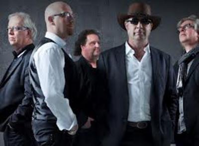Hans van Lier & the Sidekicks : bandfoto