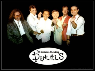 The Incredible Shrinking Daniëls
