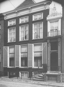 Pand Oosterstraat 44 in 1925, bewoond door dhr. R.L.A. Muller