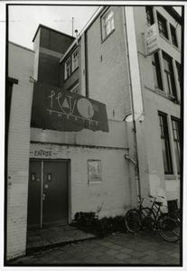 Platformtheater : exterieur gevel, Boterdiep, Groningen