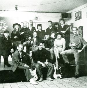 Blues United : bandfoto