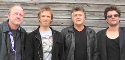 Dirk Stelder Band line-up 2012