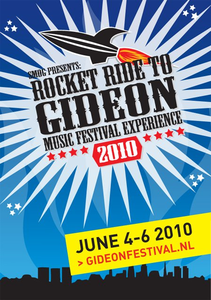 A Campingflight/Rocket Ride to Gideon Music Festival