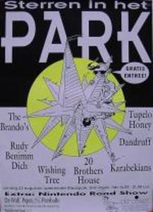 Sterren in het Park