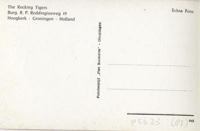 The Rocking Tigers : strooifoto acherkant