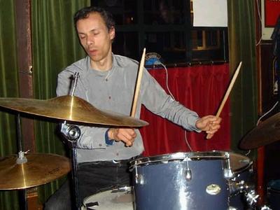 Kroeg van Klaas : drums : Erik Aalders
