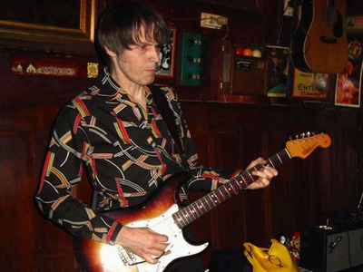Kroeg van Klaas : gitarist : Evert Jan Kloosterboer