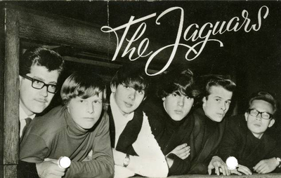 The Jaquars : bandfoto