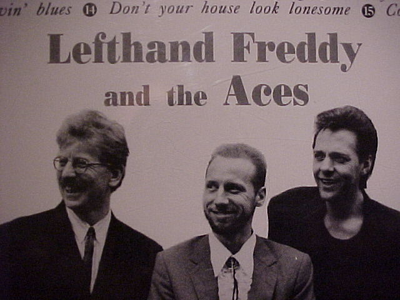 Lefthand Freddy and the Aces