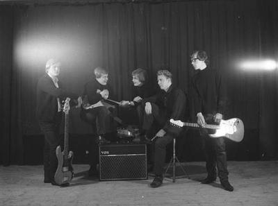 The René Five : bandfoto