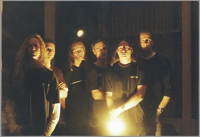 As It Burns bandfoto