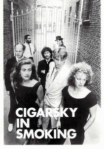 Cigarsky in Smoking