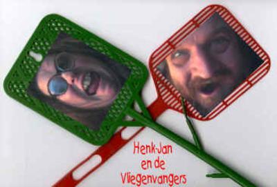 Henk-Jan & de Vliegenvangers