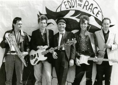 Eddy & the Race