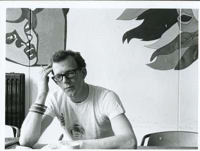Popburo : interview met Peter Weening voor Popburo blad 'Demo'