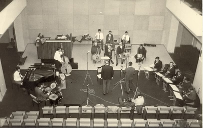 Big Band '67 : repetitie