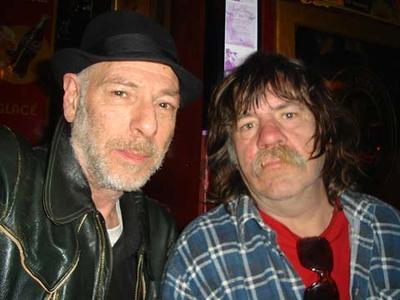 Gerard Hoogman en Paul Penninkhof