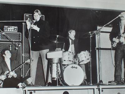 The Haunts. Willy Blauw, Wim Soenfeld, Johan Norda, Johannes Kuiper