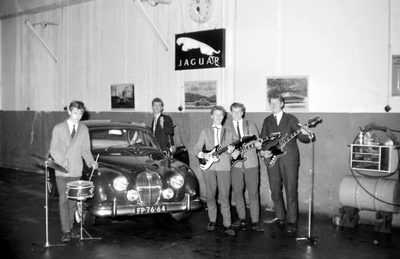 The Jaguars : bandfoto