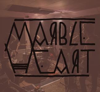 Marble Heart : logo, artwork