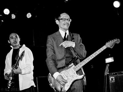 Rahsaan Lentze en Rudy Lentze : optreden in Vera Groningen