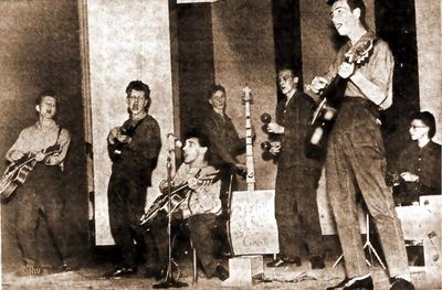 The Rhythme Skiffle Group